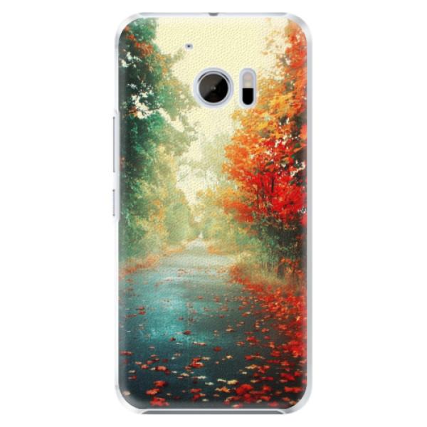 Plastové pouzdro iSaprio - Autumn 03 - HTC 10