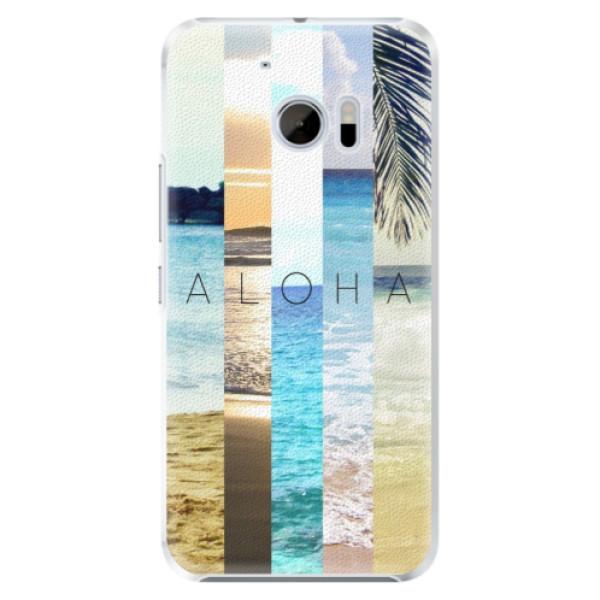 Plastové pouzdro iSaprio - Aloha 02 - HTC 10