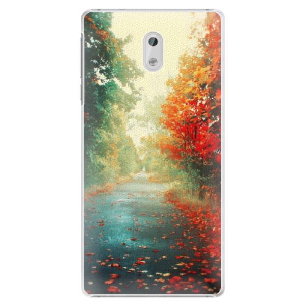 Plastové pouzdro iSaprio - Autumn 03 - Nokia 3