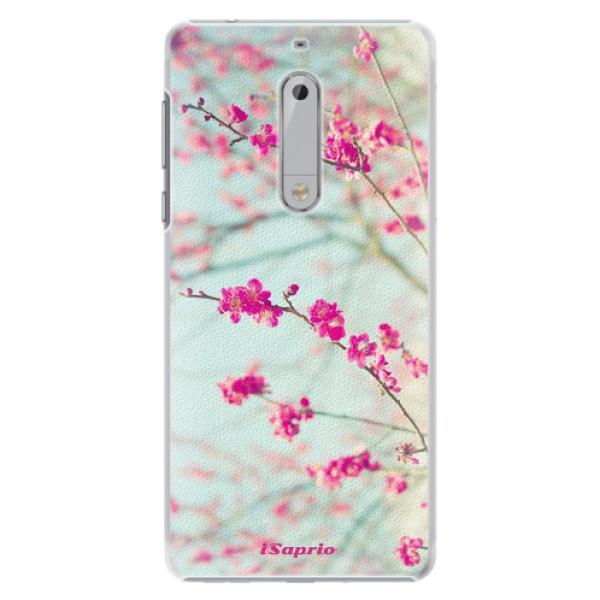 Plastové pouzdro iSaprio - Blossom 01 - Nokia 5