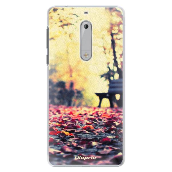 Plastové pouzdro iSaprio - Bench 01 - Nokia 5