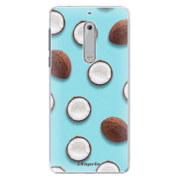Plastové pouzdro iSaprio - Coconut 01 - Nokia 5