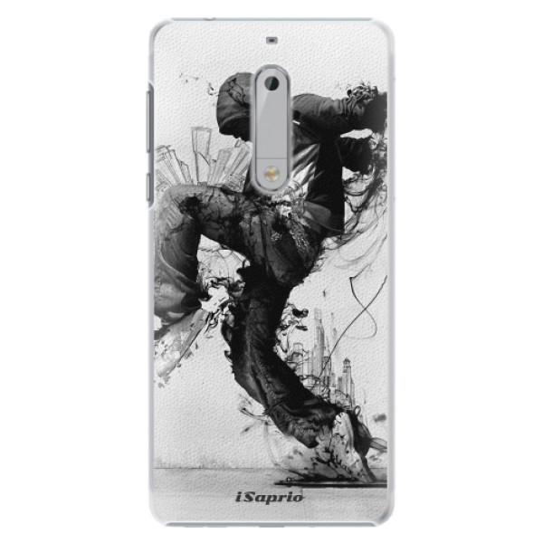 Plastové pouzdro iSaprio - Dance 01 - Nokia 5