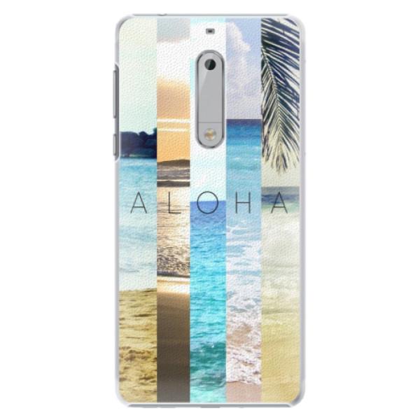Plastové pouzdro iSaprio - Aloha 02 - Nokia 5
