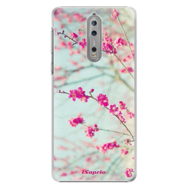 Plastové pouzdro iSaprio - Blossom 01 - Nokia 8