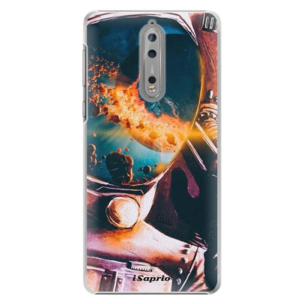Plastové pouzdro iSaprio - Astronaut 01 - Nokia 8