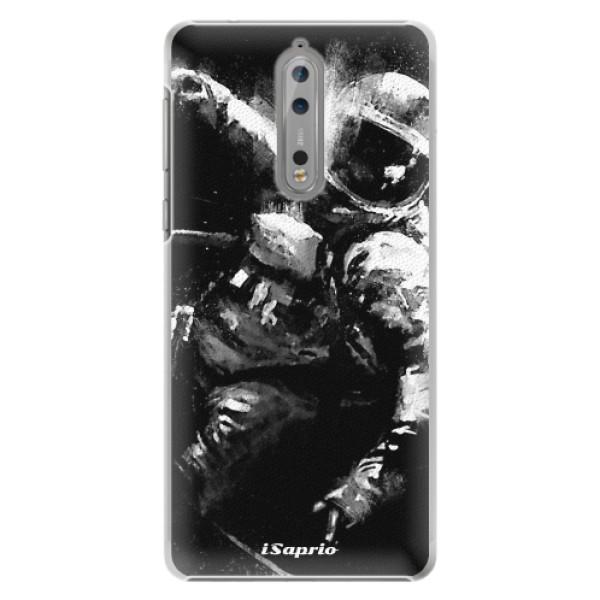 Plastové pouzdro iSaprio - Astronaut 02 - Nokia 8