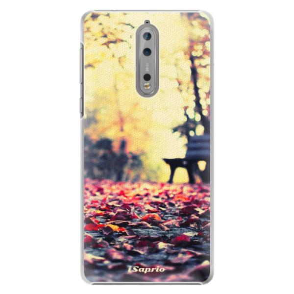 Plastové pouzdro iSaprio - Bench 01 - Nokia 8