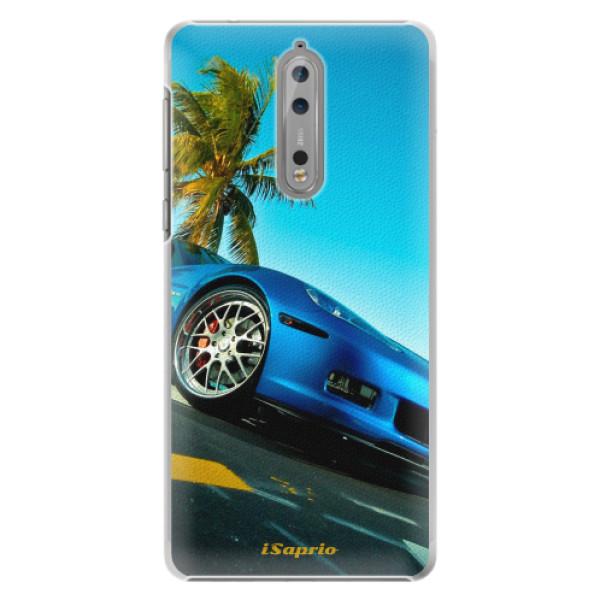 Plastové pouzdro iSaprio - Car 10 - Nokia 8