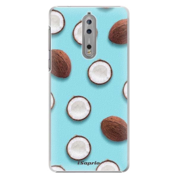 Plastové pouzdro iSaprio - Coconut 01 - Nokia 8