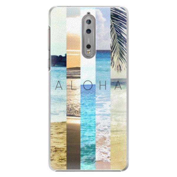 Plastové pouzdro iSaprio - Aloha 02 - Nokia 8