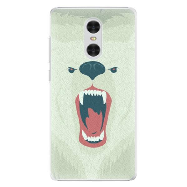 Plastové pouzdro iSaprio - Angry Bear - Xiaomi Redmi Pro