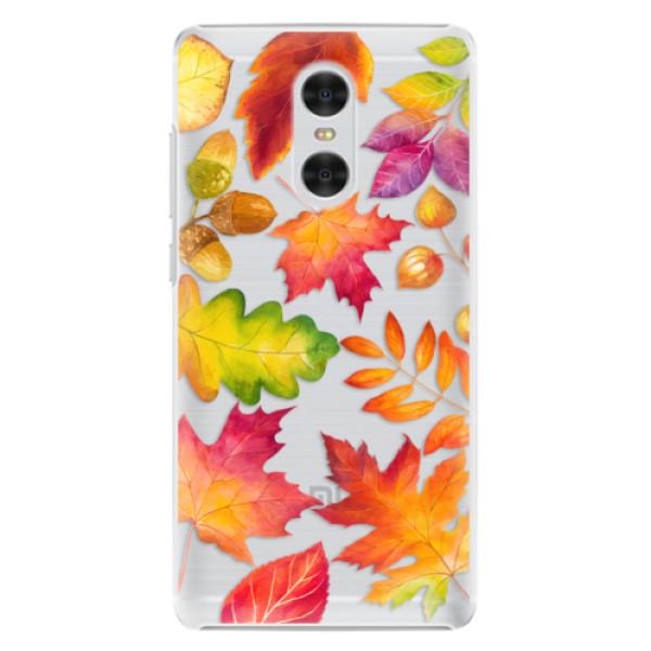 Plastové pouzdro iSaprio - Autumn Leaves 01 - Xiaomi Redmi Pro