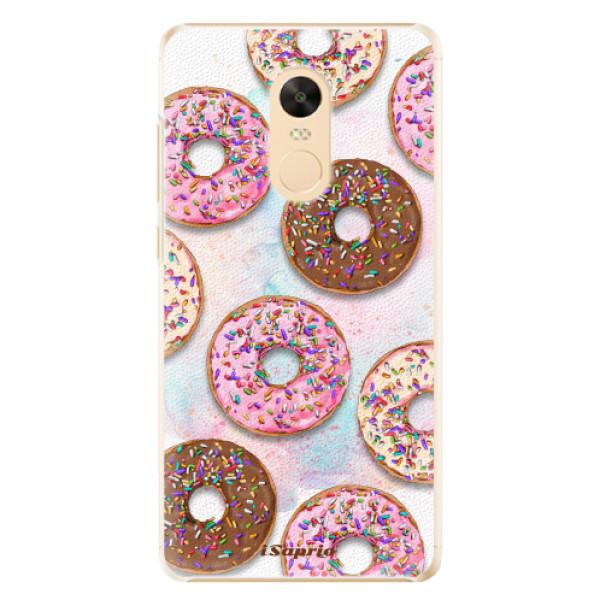 Plastové pouzdro iSaprio - Donuts 11 - Xiaomi Redmi Note 4X
