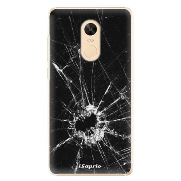 Plastové pouzdro iSaprio - Broken Glass 10 - Xiaomi Redmi Note 4X