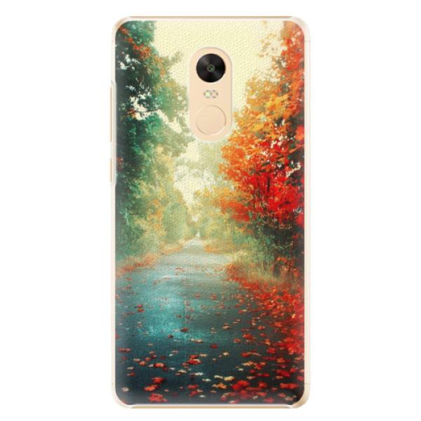 Plastové pouzdro iSaprio - Autumn 03 - Xiaomi Redmi Note 4X