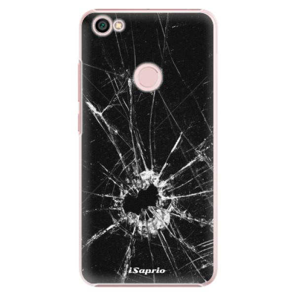 Plastové pouzdro iSaprio - Broken Glass 10 - Xiaomi Redmi Note 5A / 5A Prime