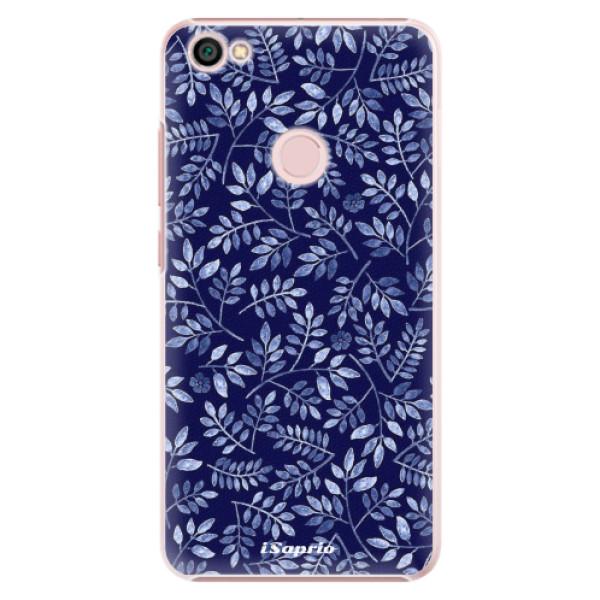 Plastové pouzdro iSaprio - Blue Leaves 05 - Xiaomi Redmi Note 5A / 5A Prime