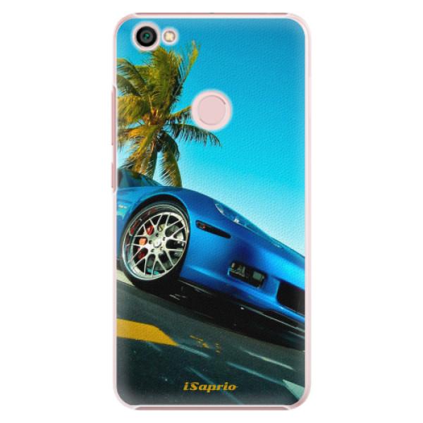 Plastové pouzdro iSaprio - Car 10 - Xiaomi Redmi Note 5A / 5A Prime