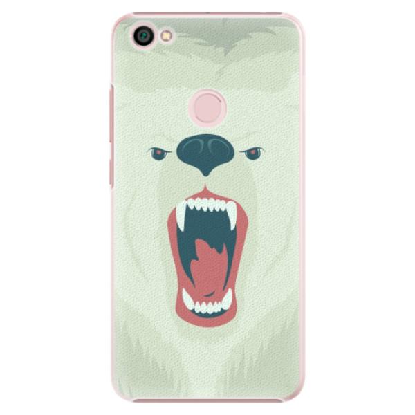 Plastové pouzdro iSaprio - Angry Bear - Xiaomi Redmi Note 5A / 5A Prime