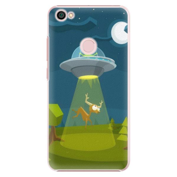 Plastové pouzdro iSaprio - Alien 01 - Xiaomi Redmi Note 5A / 5A Prime