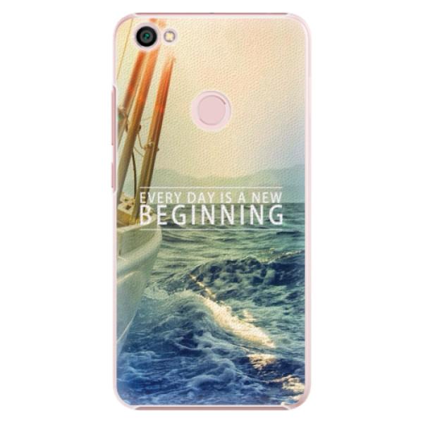 Plastové pouzdro iSaprio - Beginning - Xiaomi Redmi Note 5A / 5A Prime