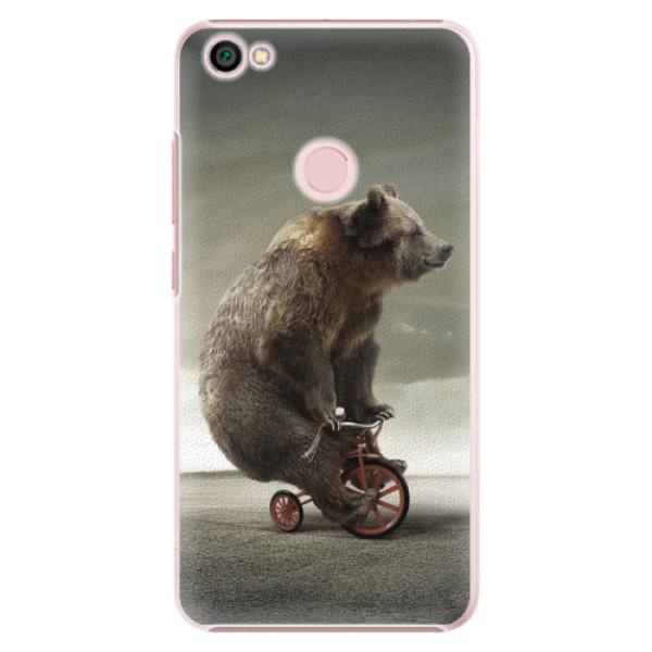 Plastové pouzdro iSaprio - Bear 01 - Xiaomi Redmi Note 5A / 5A Prime