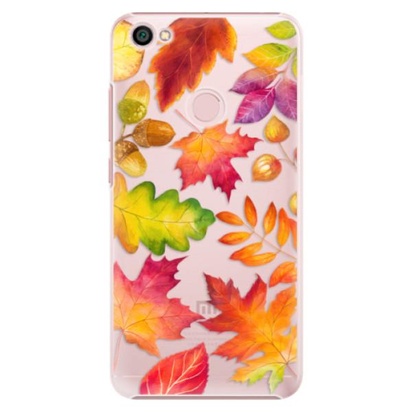Plastové pouzdro iSaprio - Autumn Leaves 01 - Xiaomi Redmi Note 5A / 5A Prime