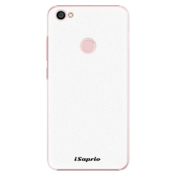 Plastové pouzdro iSaprio - 4Pure - bílý - Xiaomi Redmi Note 5A / 5A Prime