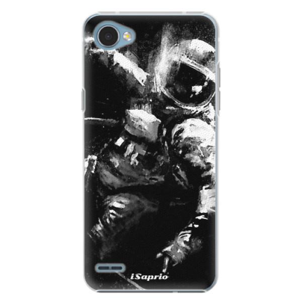 Plastové pouzdro iSaprio - Astronaut 02 - LG Q6