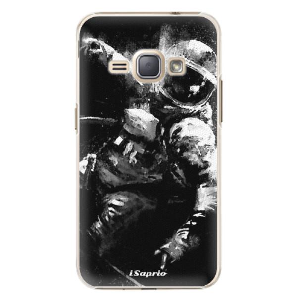 Plastové pouzdro iSaprio - Astronaut 02 - Samsung Galaxy J1 2016
