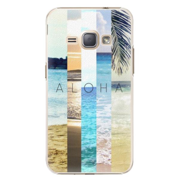 Plastové pouzdro iSaprio - Aloha 02 - Samsung Galaxy J1 2016