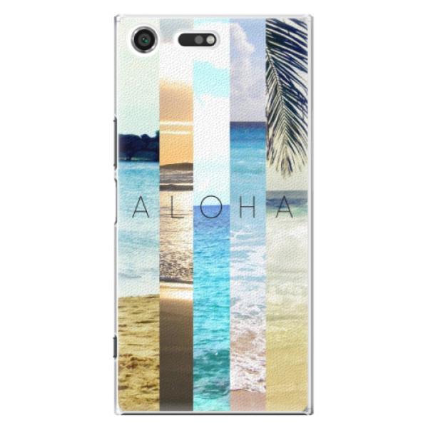 Plastové pouzdro iSaprio - Aloha 02 - Sony Xperia XZ Premium