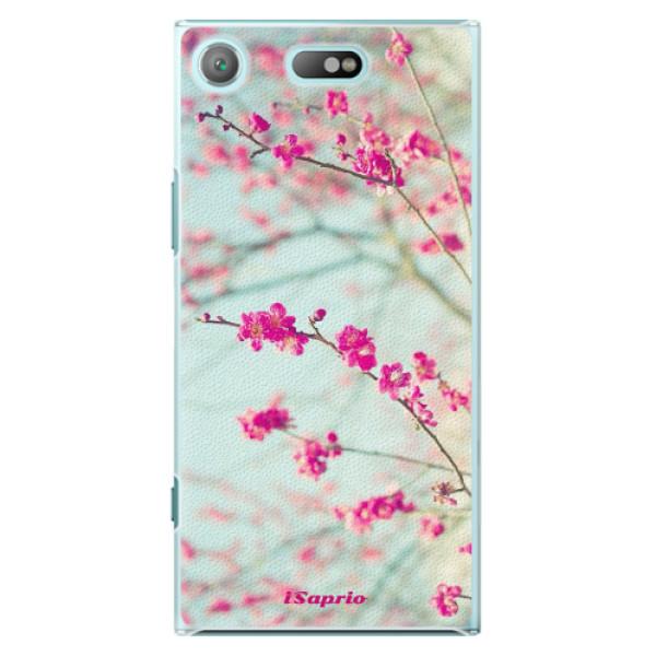 Plastové pouzdro iSaprio - Blossom 01 - Sony Xperia XZ1 Compact