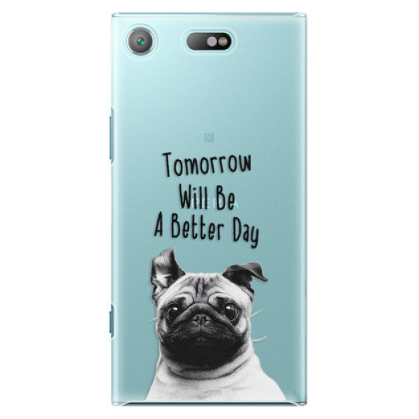 Plastové pouzdro iSaprio - Better Day 01 - Sony Xperia XZ1 Compact
