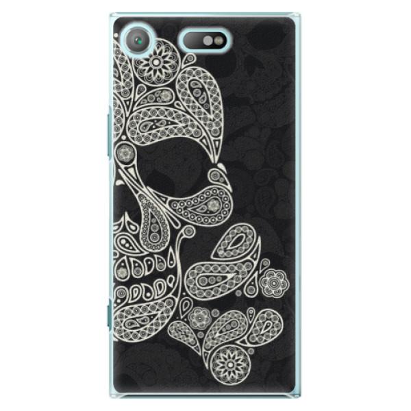 Plastové pouzdro iSaprio - Mayan Skull - Sony Xperia XZ1 Compact