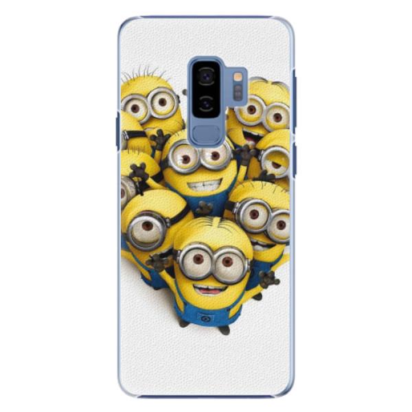Plastové pouzdro iSaprio - Mimons 01 - Samsung Galaxy S9 Plus