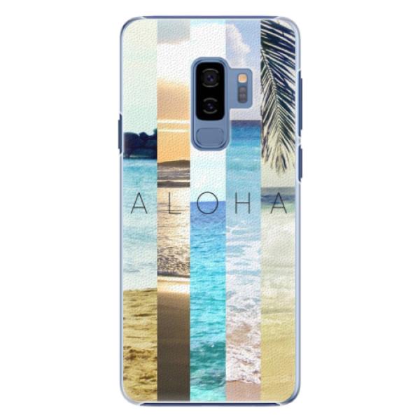 Plastové pouzdro iSaprio - Aloha 02 - Samsung Galaxy S9 Plus