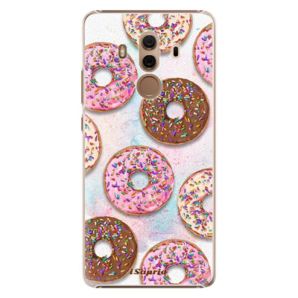 Plastové pouzdro iSaprio - Donuts 11 - Huawei Mate 10 Pro