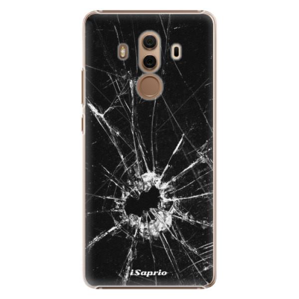 Plastové pouzdro iSaprio - Broken Glass 10 - Huawei Mate 10 Pro