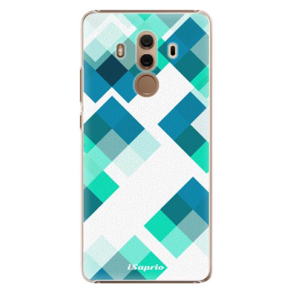 Plastové pouzdro iSaprio - Abstract Squares 11 - Huawei Mate 10 Pro