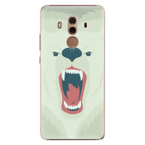 Plastové pouzdro iSaprio - Angry Bear - Huawei Mate 10 Pro