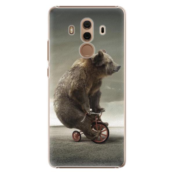 Plastové pouzdro iSaprio - Bear 01 - Huawei Mate 10 Pro