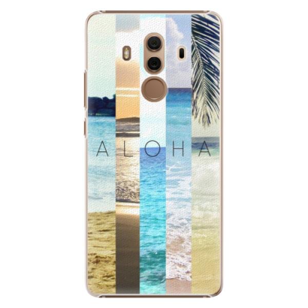 Plastové pouzdro iSaprio - Aloha 02 - Huawei Mate 10 Pro