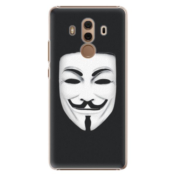 Levně Plastové pouzdro iSaprio - Vendeta - Huawei Mate 10 Pro