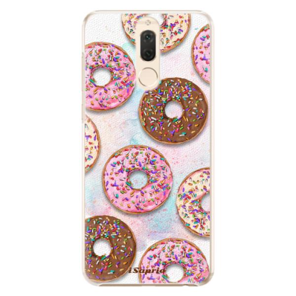 Plastové pouzdro iSaprio - Donuts 11 - Huawei Mate 10 Lite