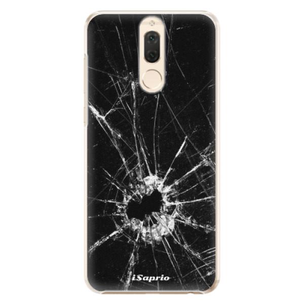 Plastové pouzdro iSaprio - Broken Glass 10 - Huawei Mate 10 Lite