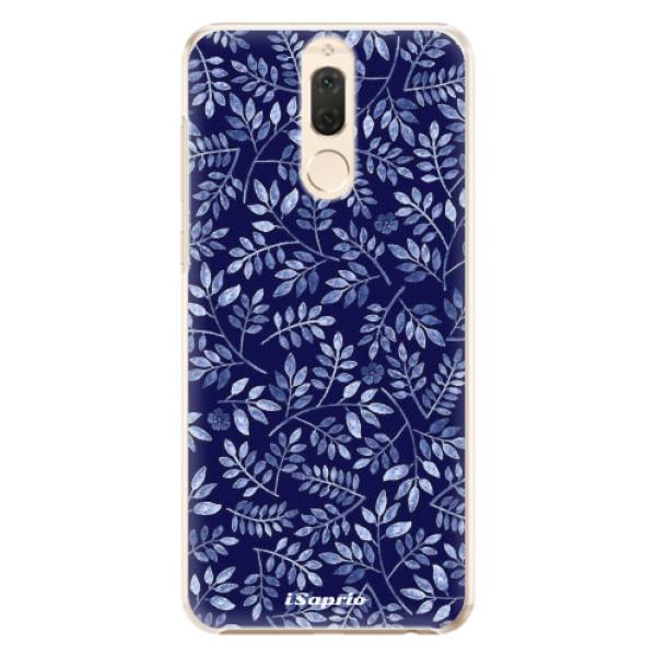 Plastové pouzdro iSaprio - Blue Leaves 05 - Huawei Mate 10 Lite