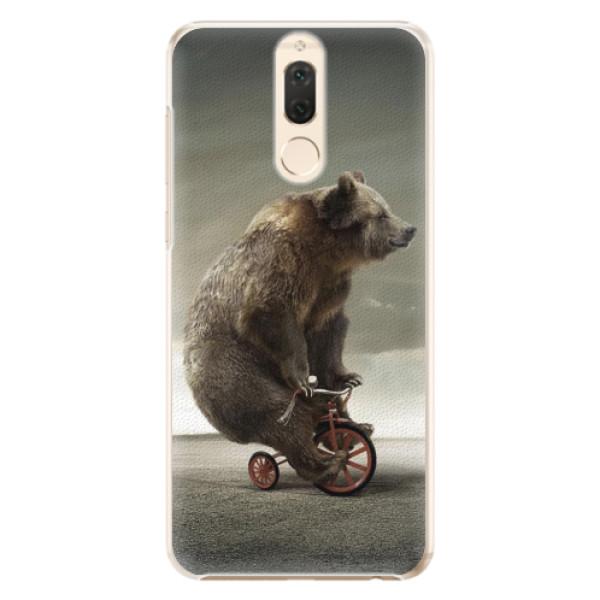 Plastové pouzdro iSaprio - Bear 01 - Huawei Mate 10 Lite