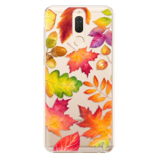 Plastové pouzdro iSaprio - Autumn Leaves 01 - Huawei Mate 10 Lite